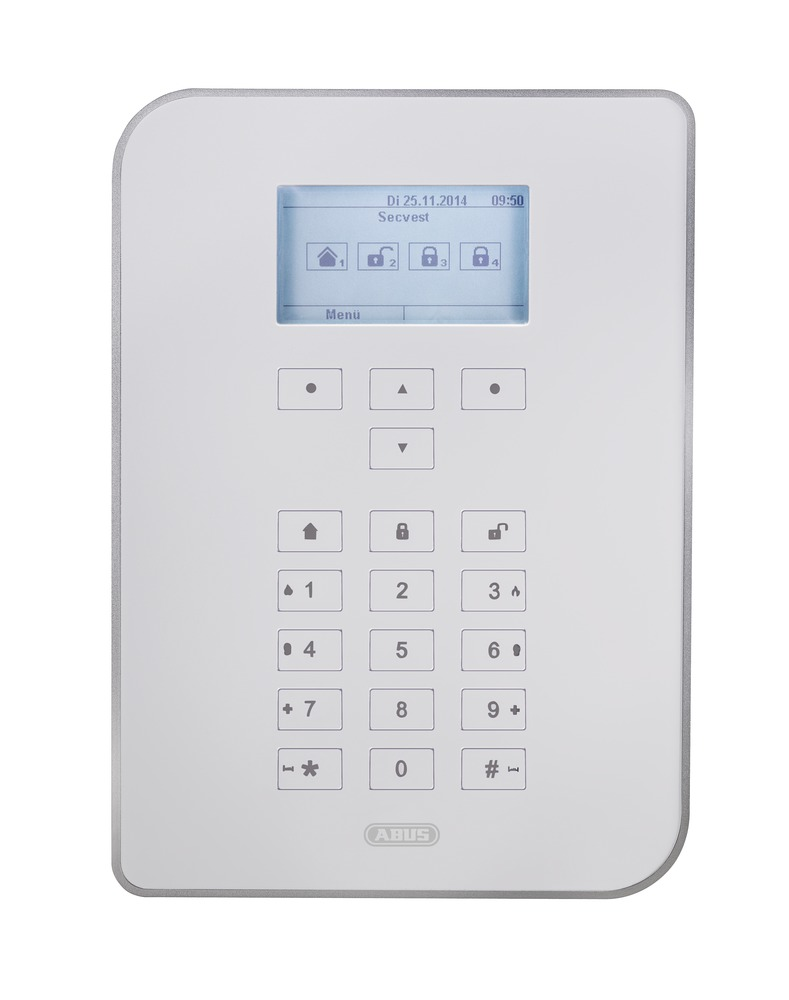 ABUS Secvest - Funk-Alarmzentrale FUAA50000