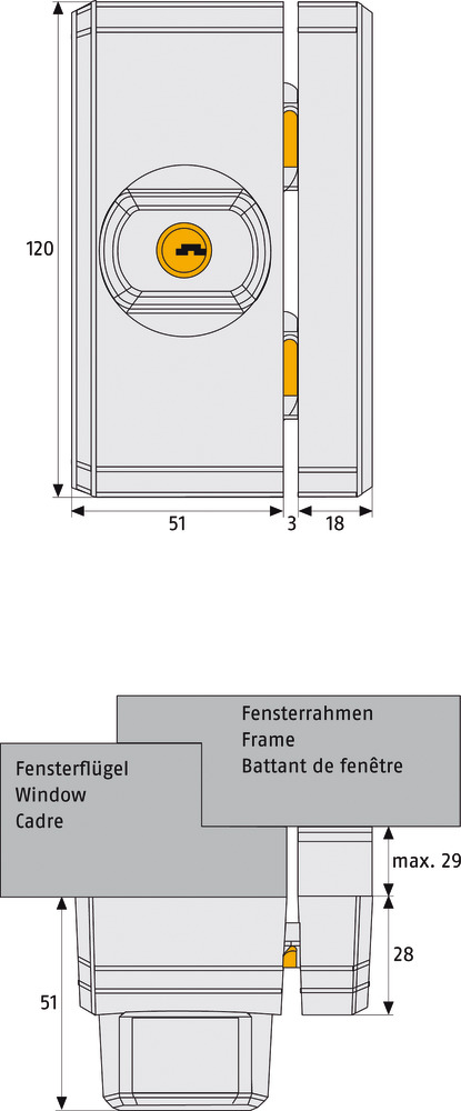 FTS 96 E Technische Details