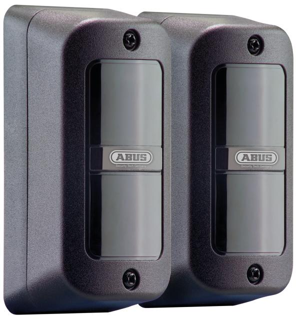 IR-Lichtschranke 20m | ABUS LS1020 | rechte Vorderansicht