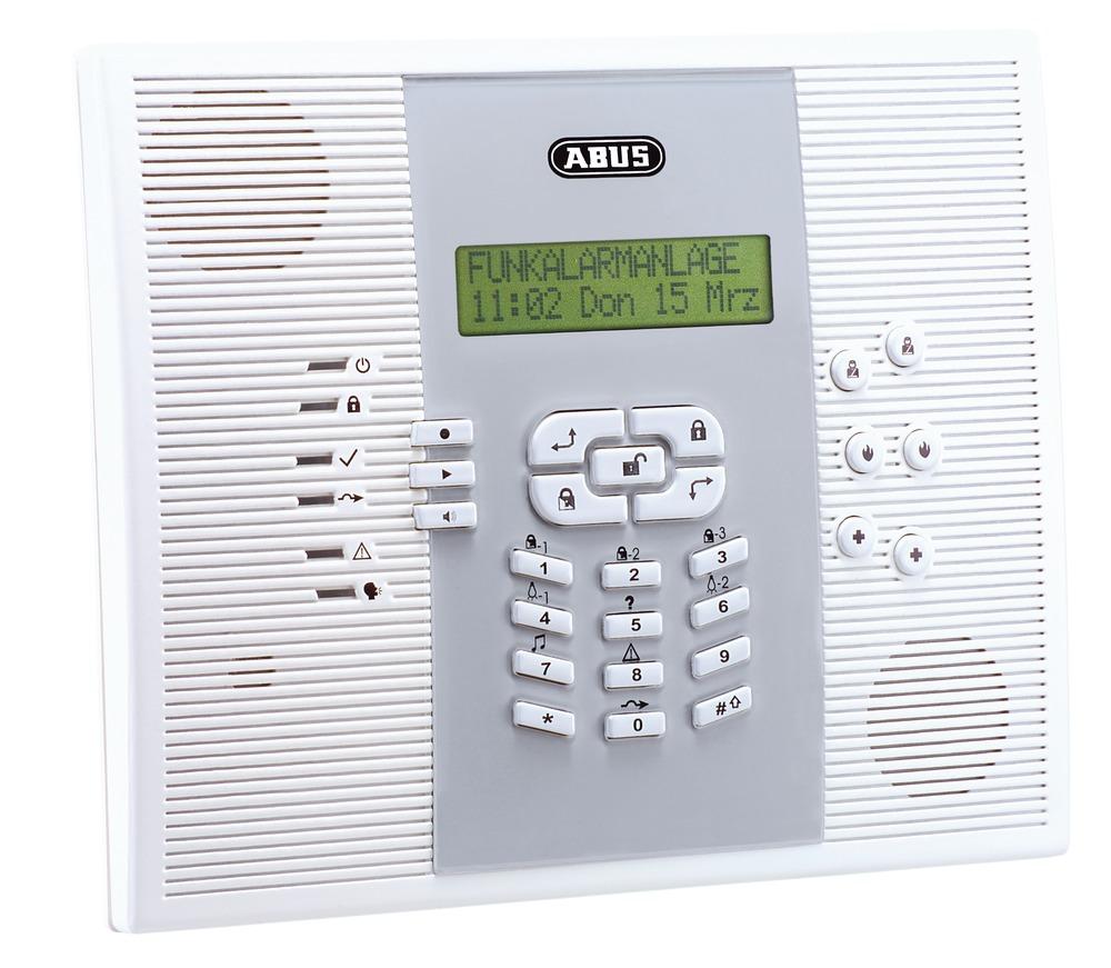 ABUS Privest Funkalarmzentrale DE - Abverkauf