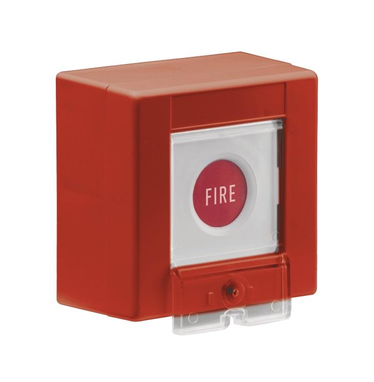 ABUS Secvest - Funk-Feuertaster rot | FUAT50020