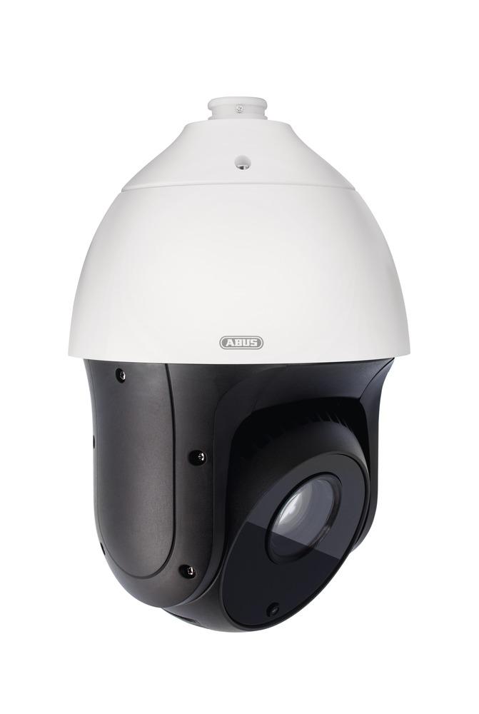ABUS  IP PTZ Dome Kamera 4 MPx (32x) IPCS84550 - Vorderansicht rechts