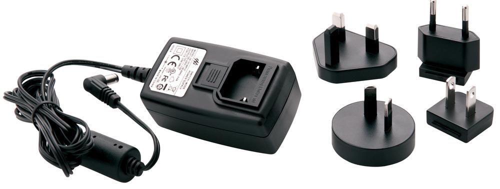 ABUS Steckernetzteil TVAC35001 mit Adapter