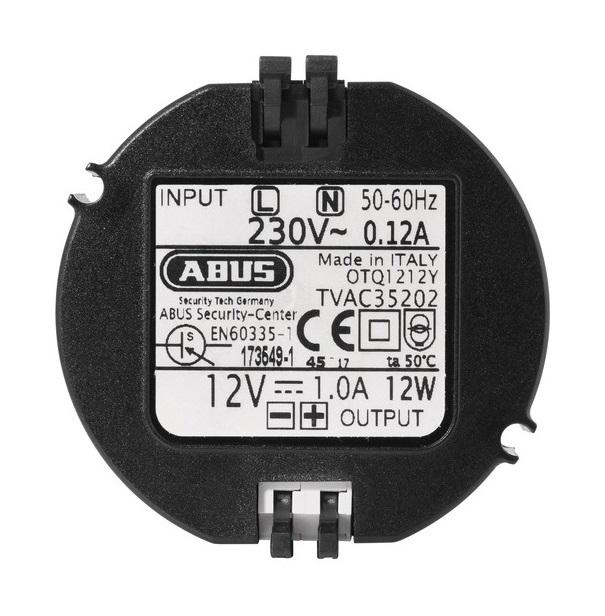 ABUS Mini Einbaunetzteil TVAC35202 - Vorderansicht
