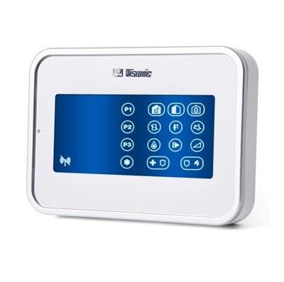 Visonic PowerMax / PowerCode Funk-Bedienteil MKP-160 mit Touchscreen