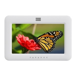 "Paradox 5"" LCD Touch-Bedienteil TM50W"