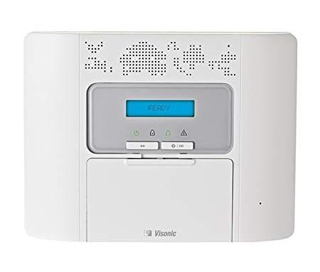 PowerG PowerMaster 30 G2 Funk Alarmzentrale - Bedienfeld geschlossen