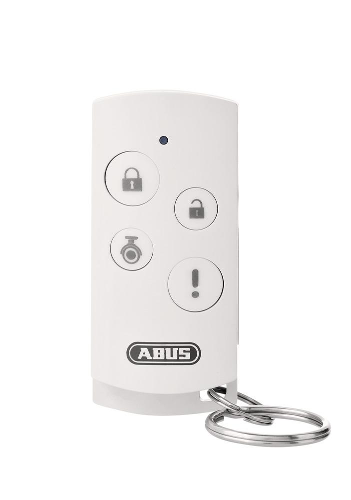 ABUS Smartvest Funk-Fernbedienung FUBE35001A - Bedienung auf Knopfdruck