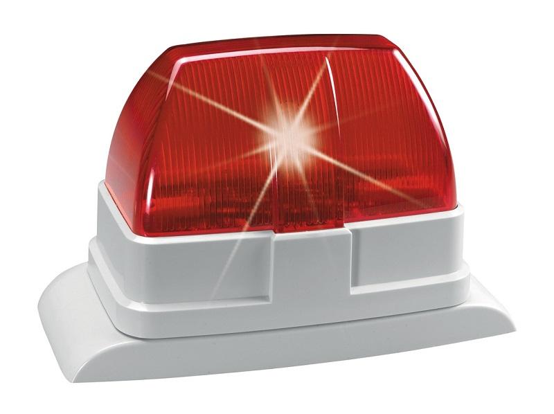 Abus Blitzleuchte 12V, rot | SG1670