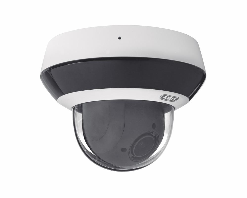 ABUS IPCS84510 | IP PTZ Dome Kamera 4 MPx (4x) - Vorderansicht links