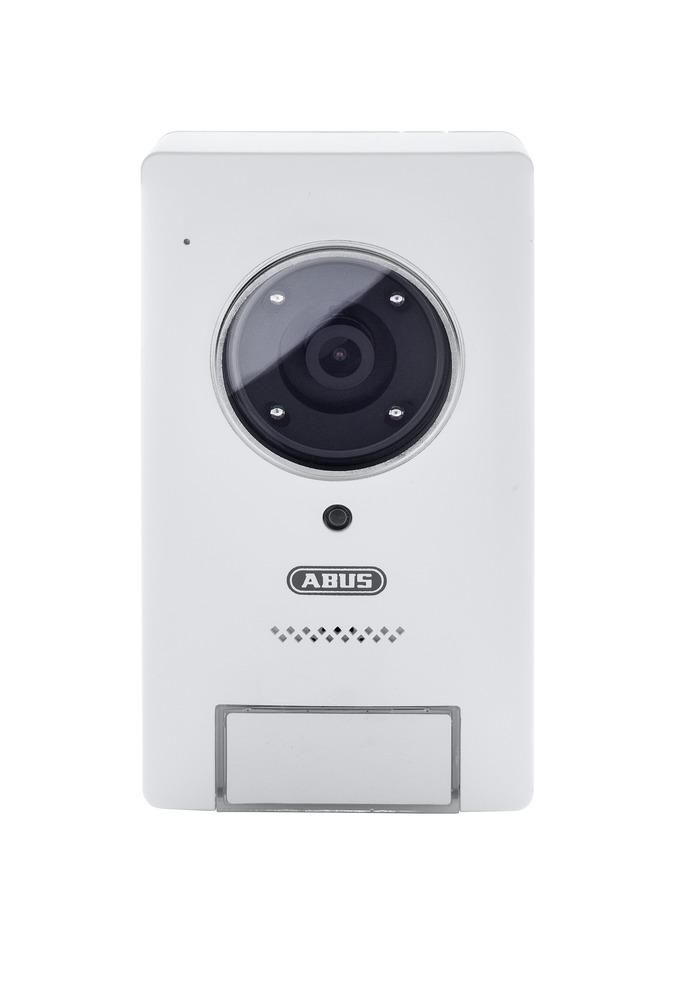 ABUS WLAN Video-Türsprechanlage PPIC35520 Vorderansicht