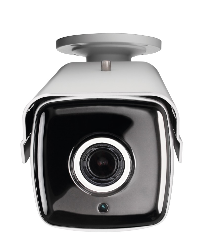 ABUS IPCB64520 | Außen IP Tube Kamera IR 4 MPx - Frontalansicht
