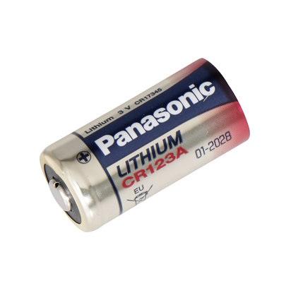 Lithium-Batterie CR123A | 3V
