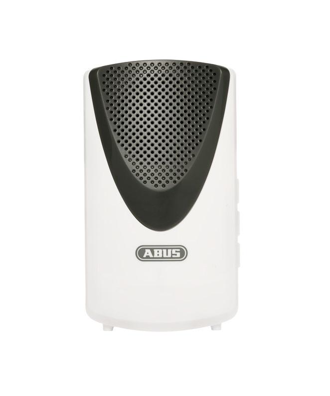 ABUS Smartvest Funk-Türgong FUSG35010A - Signalisierung mit 5 unterschiedlichen Signaltönen