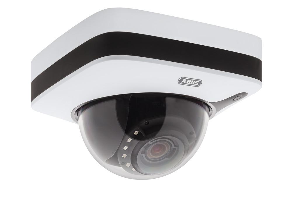 Außen IP Dome 2 MPx (1080p, 3 - 9 mm, 3 x WDR) | ABUS IPCA72510 | rechte Vorderansicht
