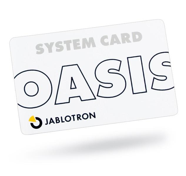 Jablotron OASiS Transponder Karte PC-01