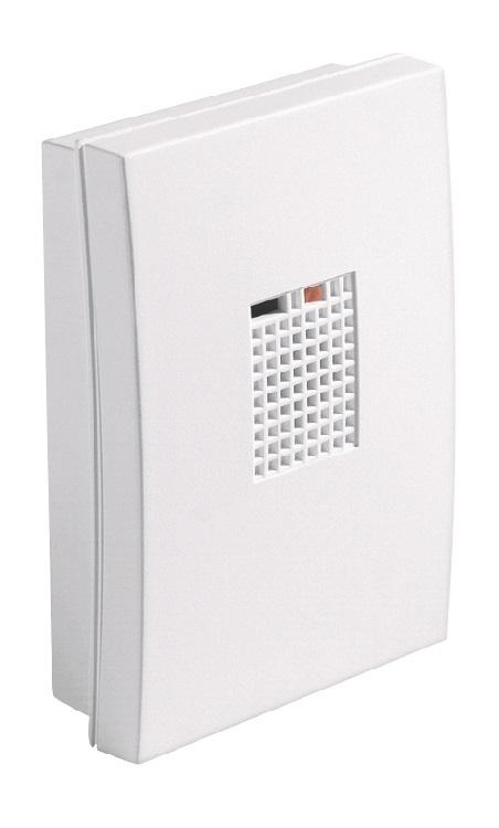 Akustischer Glasbruchmelder - ABUS GB2000 - Vorderansicht rechts