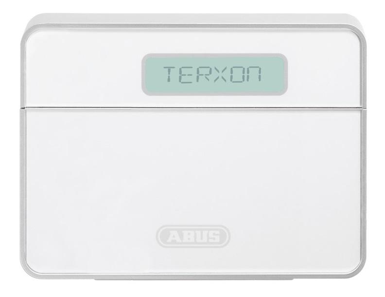 ABUS Festnetz Wählgerät analog | AZ6301 - Frontalansicht