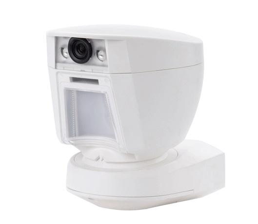 Visonic PowerMaster Außenbewegungsmelder mit Kamera TOWER CAM PG2