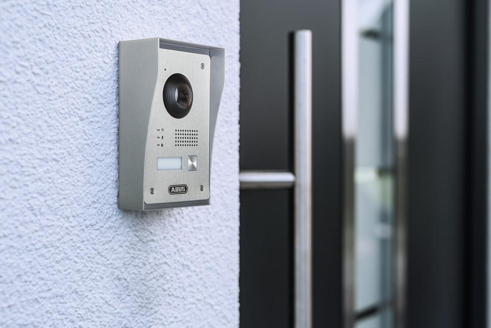 Aufputz Installationsbox für Türstation | ABUS TVHS10030 - Anwendungsbeispiel