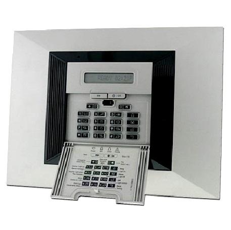 Visonic PowerMax PRO Alarmzentrale mit deutscher Menüführung