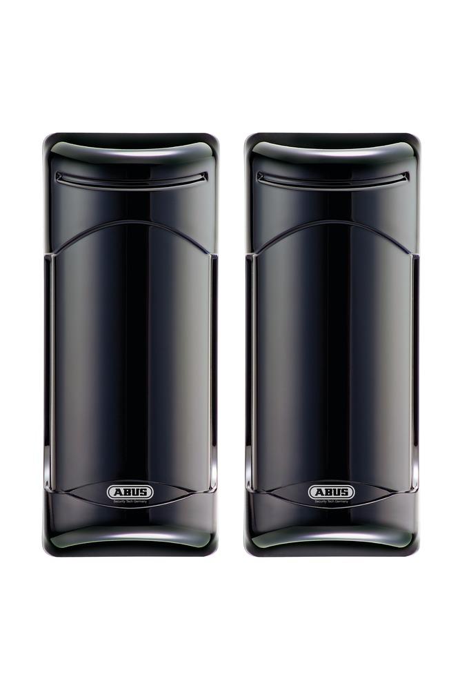 ABUS LS2030   Draht-Dual-Infrarot Lichtschranke 30 m - Fraontansicht