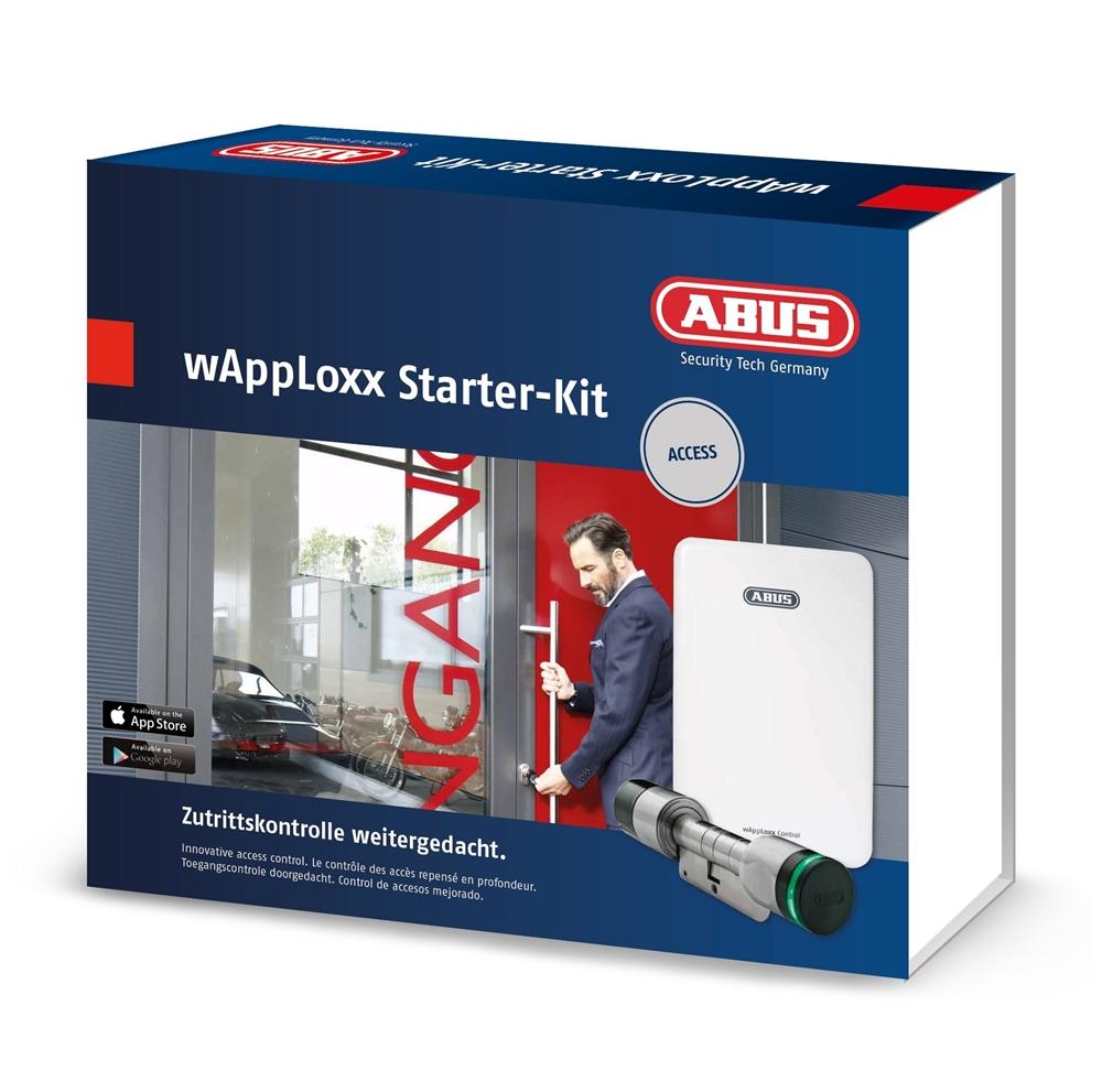 """ABUS wAppLoxx Starter Set """"Access"""""""