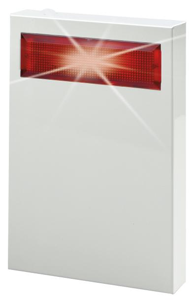 Abus Signalgeber für die Anwendung im Freien - mit Blitzlicht in Funktion