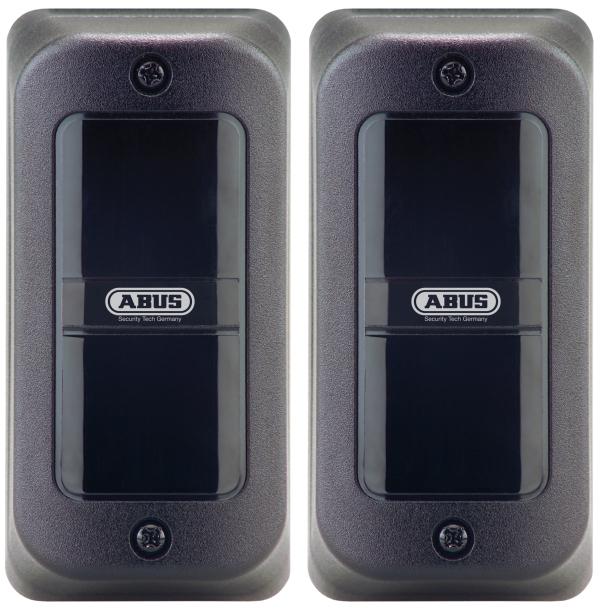 ABUS LS1020 | Draht-Infrarot Lichtschranke 20 m - frontal