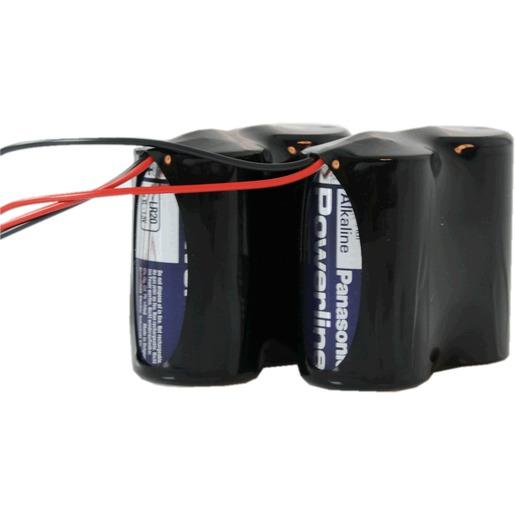 Abus FU2986 - Ersatzbatterie-Pack für Secvest Funk-Außensirene