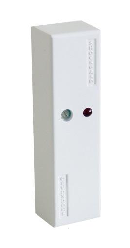 ABUS Erschütterungsmelder (Seismicsensor), weiß - EM2000W