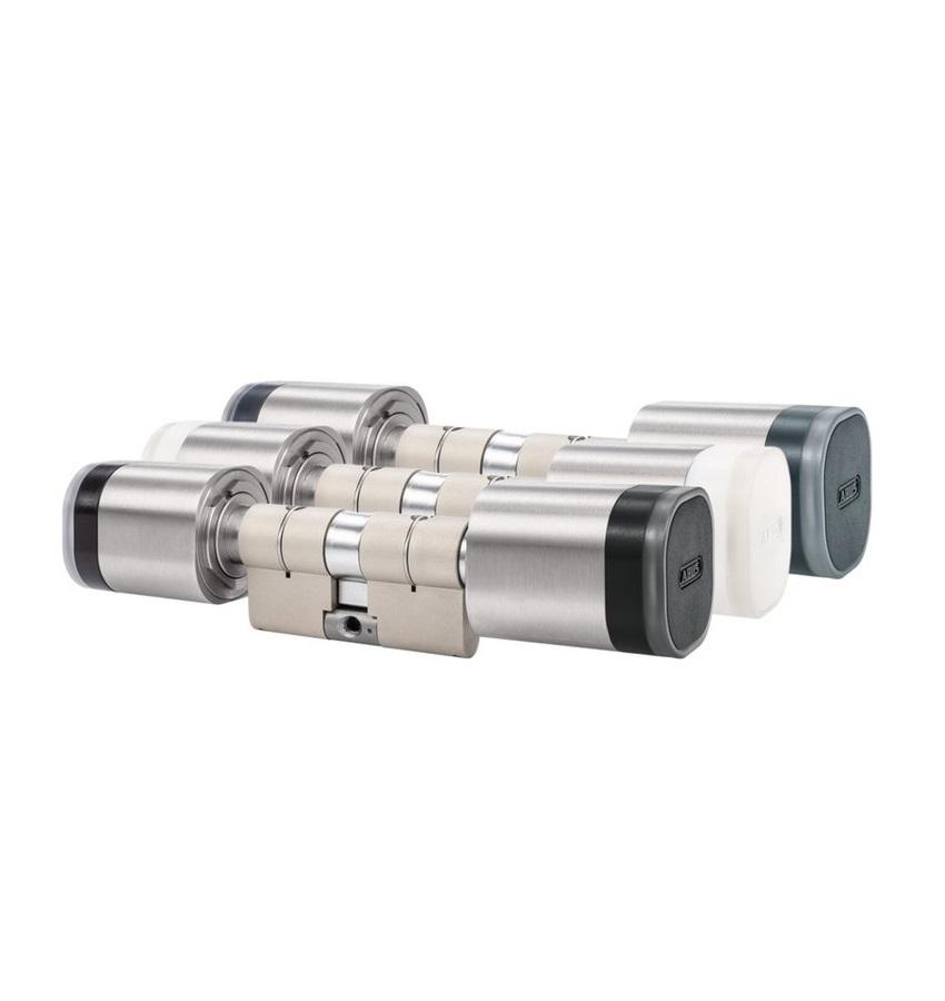 ABUS wAppLoxx WLX Pro Doppelknaufzylinder Leser beidseitig