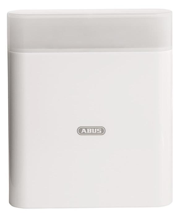 ABUS 12V Sirene AZSG10020 - für den Innenbereich - Vorderansicht
