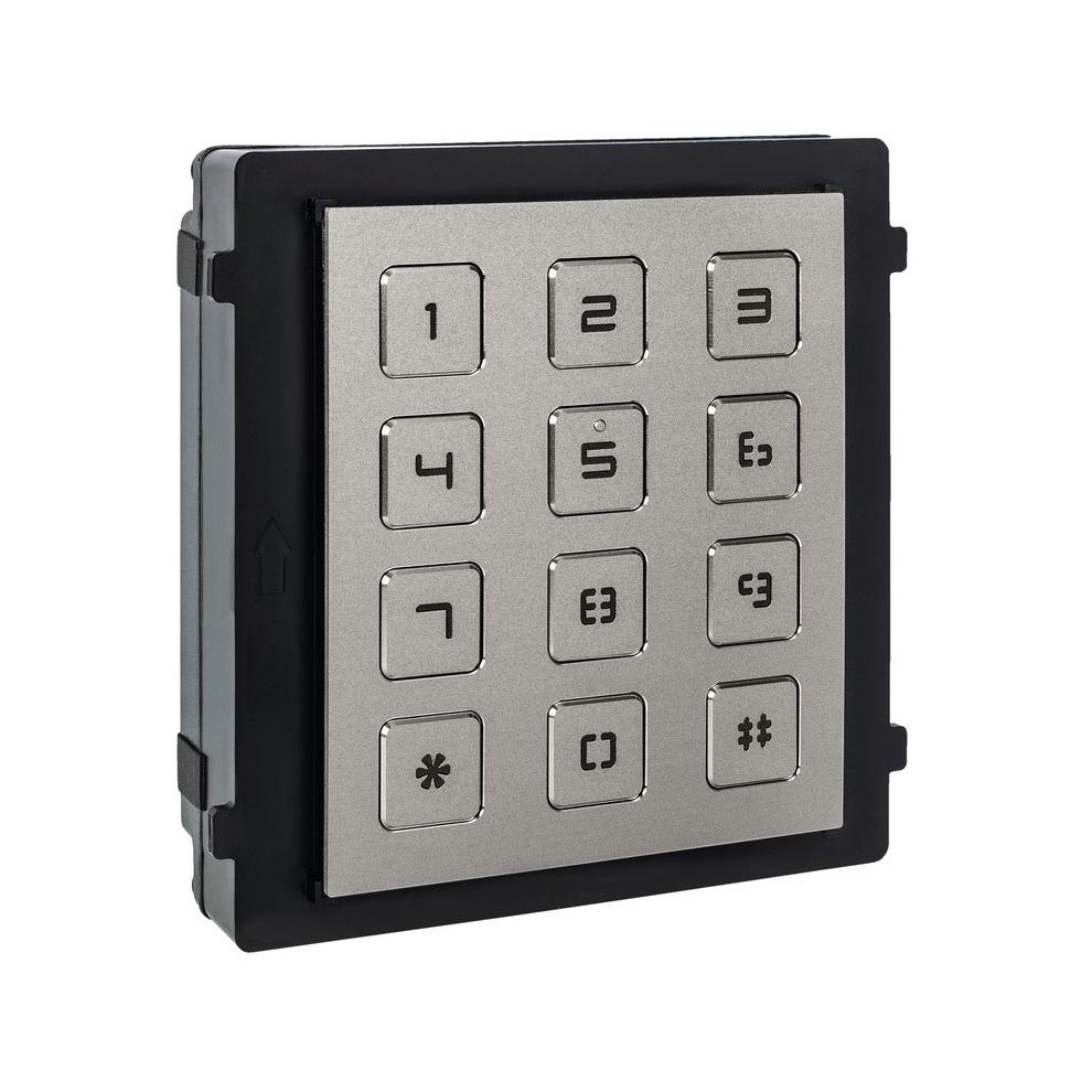 ModuVis Nummerntastatur-Modul | ABUS TVHS20030 - Vorderansicht rechts