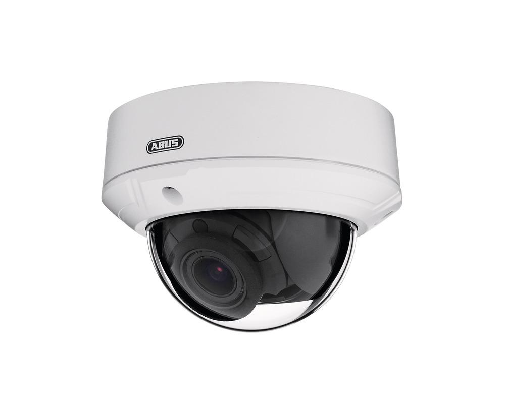ABUS IP Videoüberwachung 2MPx Dome-Kamera mit Motor-Zoom-Objektiv (TVIP42520)