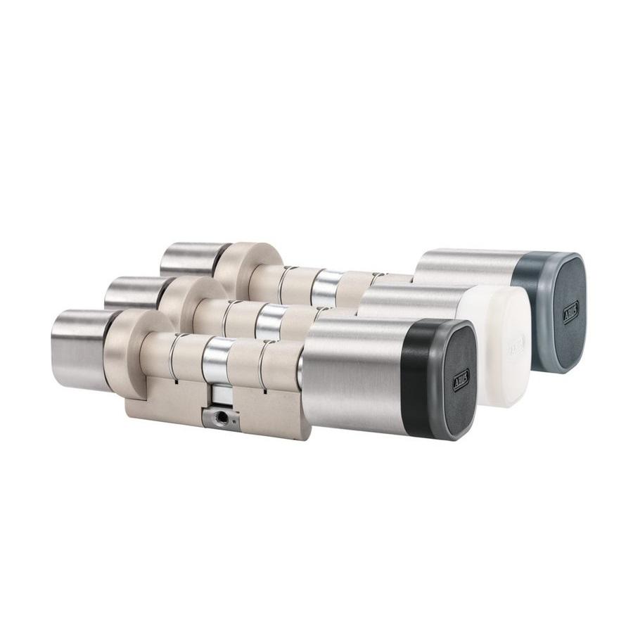 ABUS wAppLoxx WLX Pro Doppelknaufzylinder Leser außen - Panik