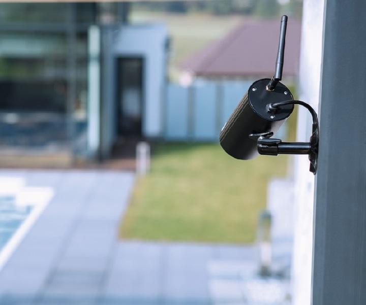 ABUS OneLook Infrarot Funk-Außenkamera PPDF14520