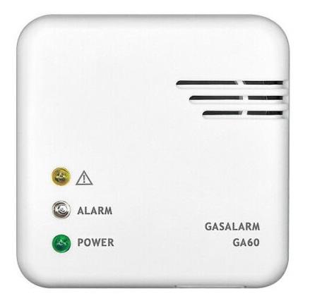 Indexa / Pentatech Gasmelder GA60 - 12V und 230V