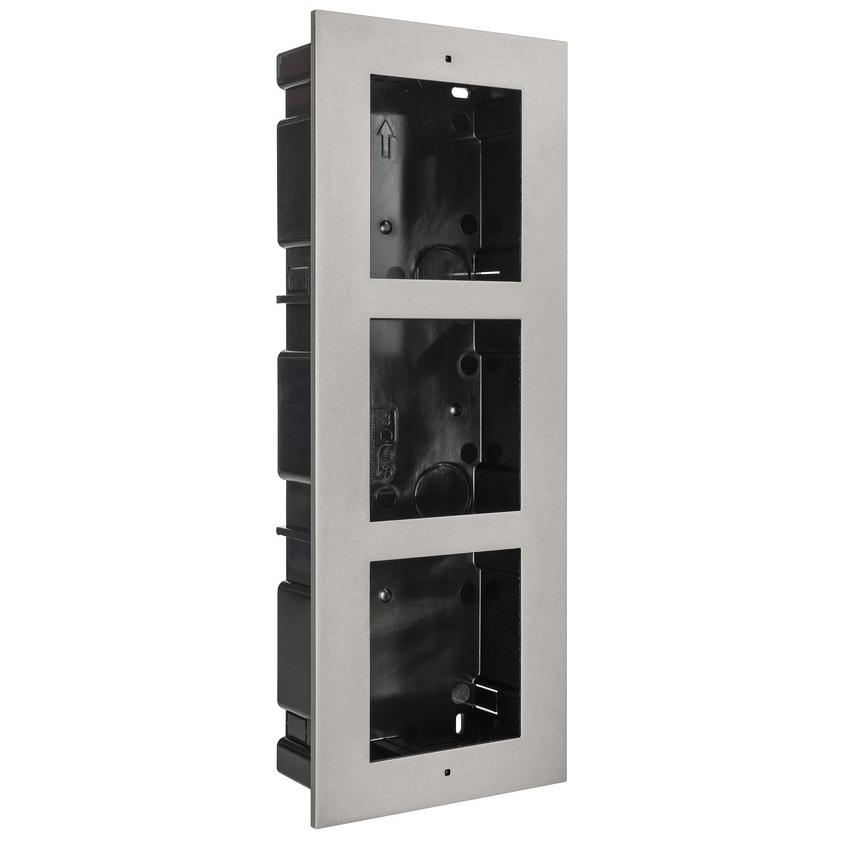 ABUS UP-Rahmen TVHS20120 für 3 ModuVis Module - Vorderansicht rechts
