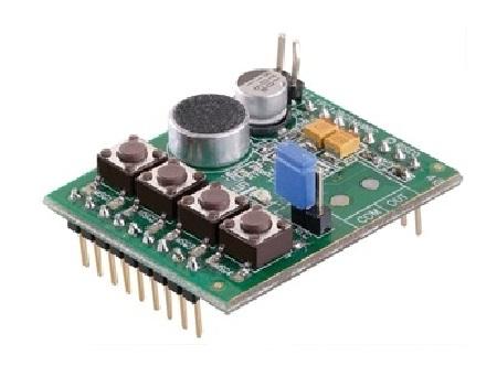 Sprachmodul für GSM-Interface II/III - ABUS AZWG10100